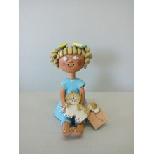 DOG DOLL BLONDE