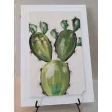 Cuadro cactus grande