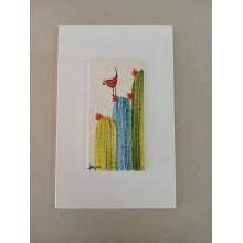 Cuadro cactus M/S