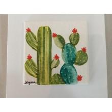 Cuadro cactus S