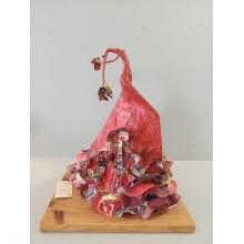 Flamenca agua marina