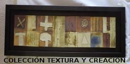 Colección Textura y Creación